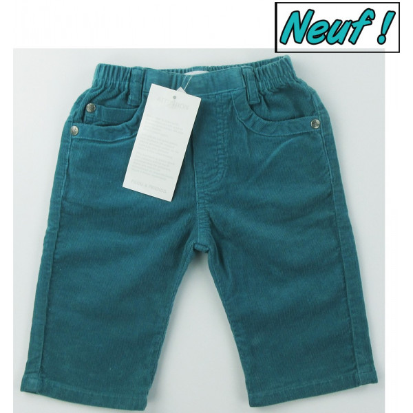 Pantalon neuf - P'TIT FILOU - 6 mois (68)