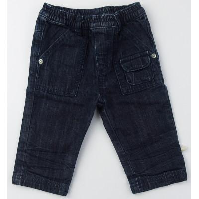 Jeans doublé - NOUKIE'S - 6 mois (68)