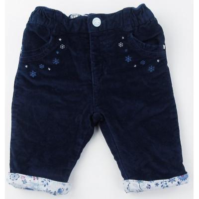Pantalon doublé polaire - SERGENT MAJOR - 3 mois (59)