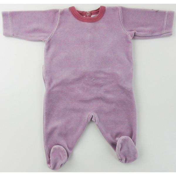 Pyjama - PETIT BATEAU - 0-1 mois (54)