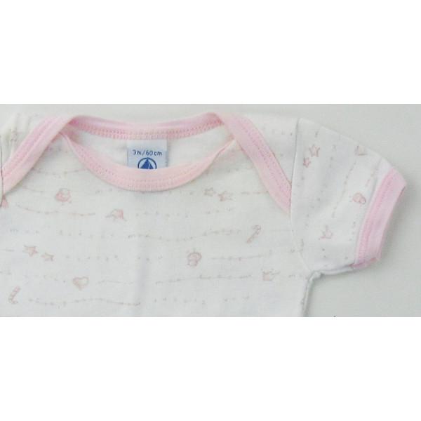 T-Shirt - LITTLE BOAT - 3 maanden (60)