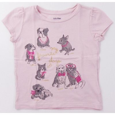 T-Shirt - GAP - 2-3 ans (95)
