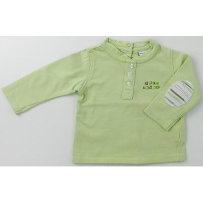 T-Shirt - P'TIT BISOU - 3 mois (60)