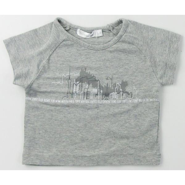 T-Shirt - TROIZENFANTS - 1-3 mois
