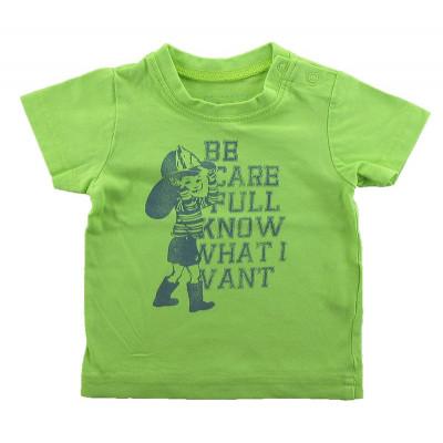 T-Shirt - GRAIN DE BLÉ - 3 mois (60)