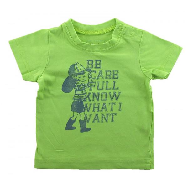 T-Shirt - GRAIN DE BLÉ - 3 mois