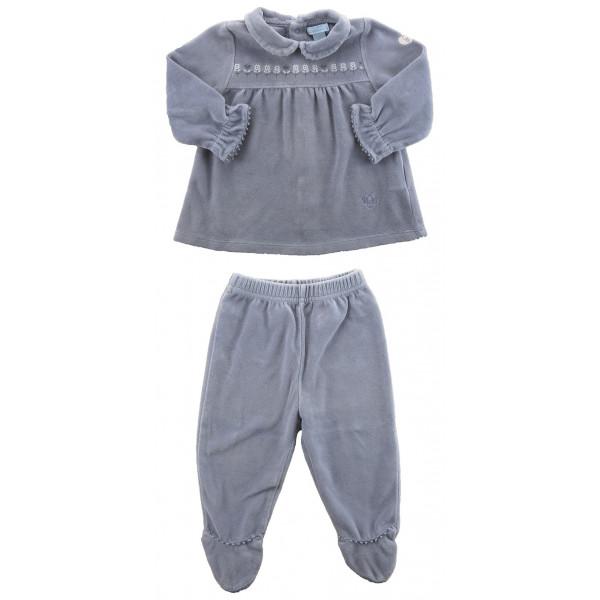 Pyjama - Okaidi-Obaibi - 6 mois