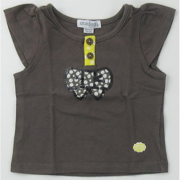 T-Shirt - CONFETTI - 6-9 mois (71)
