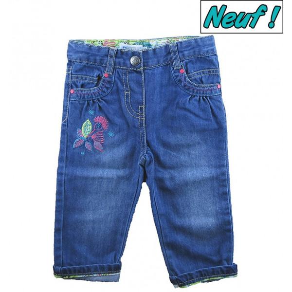 Jeans - LA COMPAGNIE DES PETITS - 12 mois