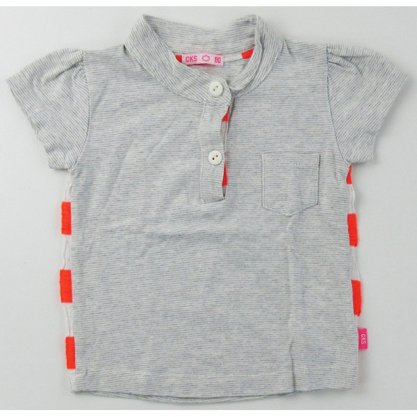 T-Shirt - CKS - 12 maanden (80)