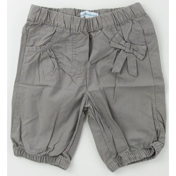 Pantalon - VERTBAUDET - 9-12 mois (74)
