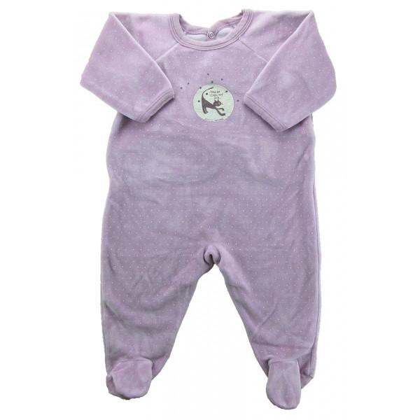 Pyjama - PETIT BATEAU - 6 mois