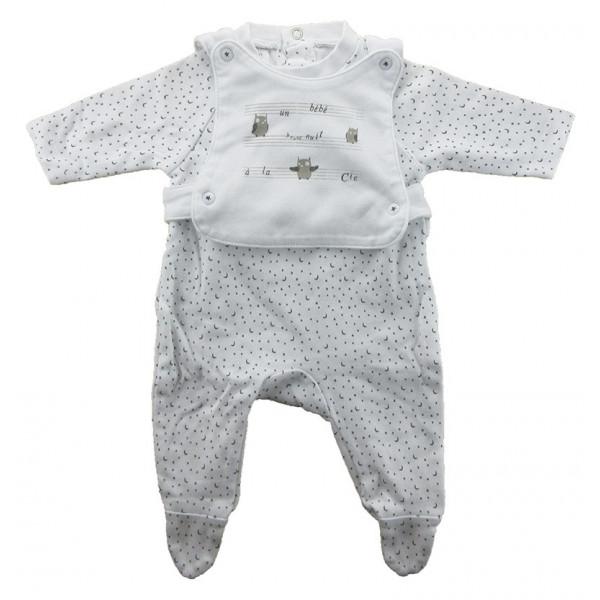 Pyjama - LA COMPAGNIE DES PETITS - 1 mois