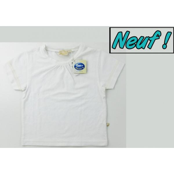 T-Shirt neuf - NOUKIE'S - 5 ans (110)