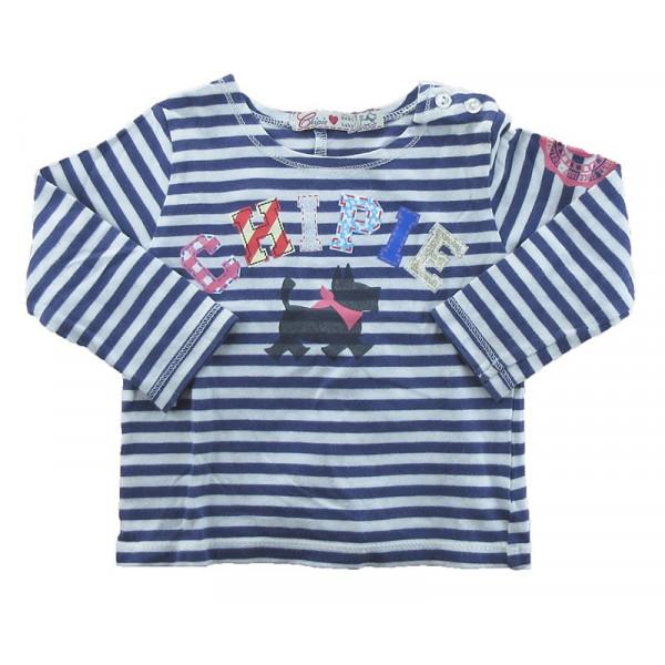 T-Shirt - CHIPIE - 6 mois