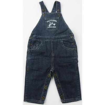 Salopette en jeans - PUDDING - 9-12 mois