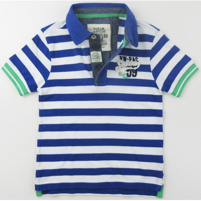 Polo - RIVER WOODS - 5-6 ans