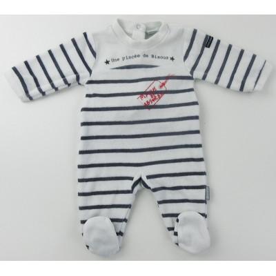 Pyjama - ABSORBA - 0-1 mois (54)