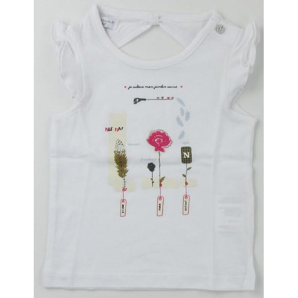 T-Shirt - NAF NAF - 6 mois