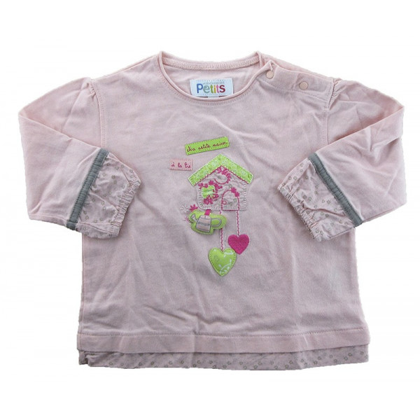 T-Shirt - LA COMPAGNIE DES PETITS - 9 mois
