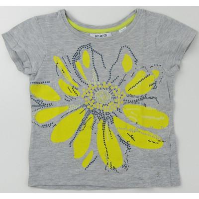 T-Shirt - OKAÏDI - 2-3 ans (94)