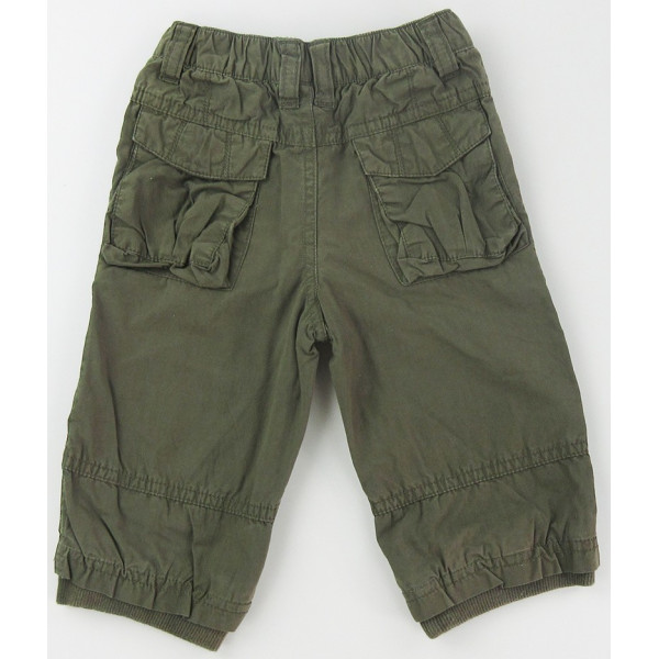 Pantalon doublé - OBAÏBI - 6 mois (67)
