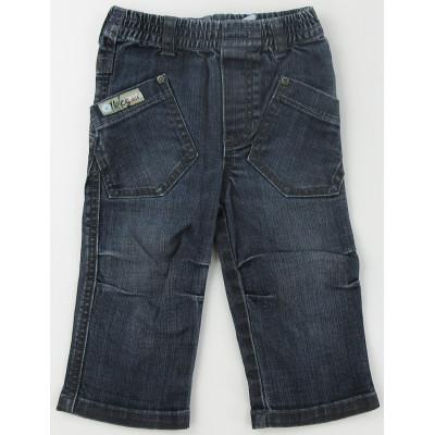 Jeans - IKKS - 9-12 mois (74)