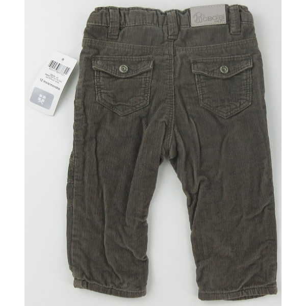 Pantalon neuf - OBAÏBI - 9-12 mois (74)