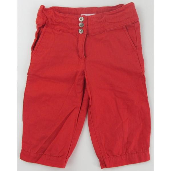 Pantalon en lin - DPAM - 2-3 ans (94)