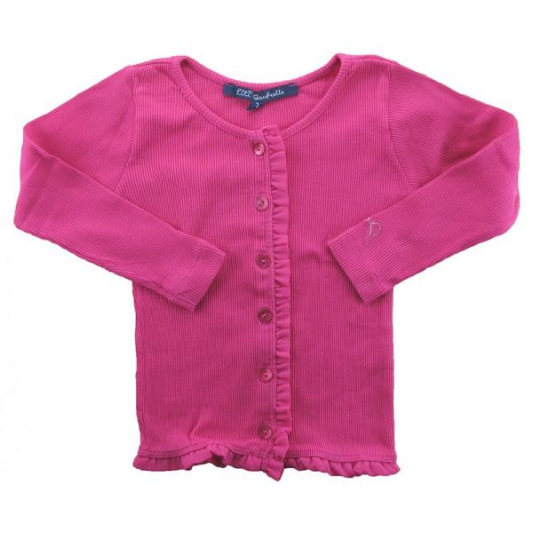 T-Shirt - LILI GAUFRETTE - 3 ans