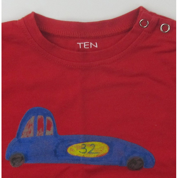T-Shirt - TEN - 3 mois