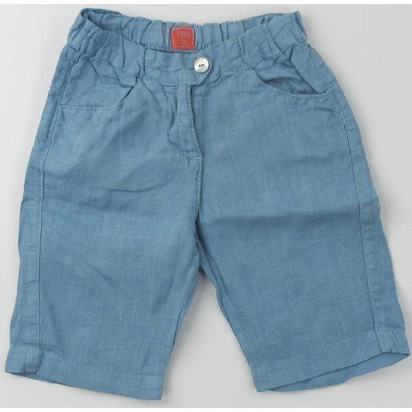 Pantalon en lin - TEN - 3 mois