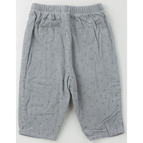 Pantalon doublé - CYRILLUS - 6-9 mois (71)