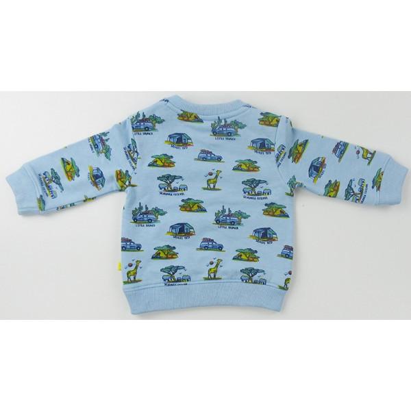 Sweatshirt - BABYFACE - 2-4 maanden (62)