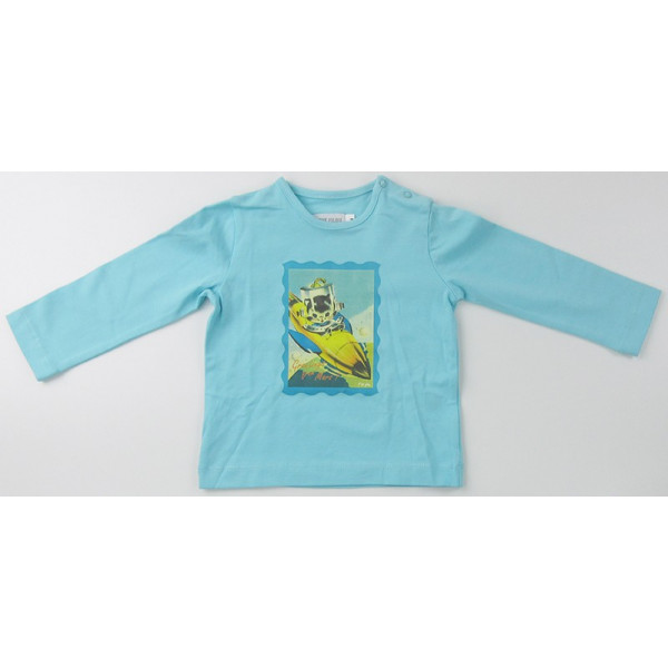 T-Shirt - P'TIT FILOU - 9 mois (74)