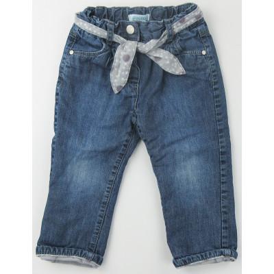 Jeans - OBAÏBI - 12-18 mois (80)