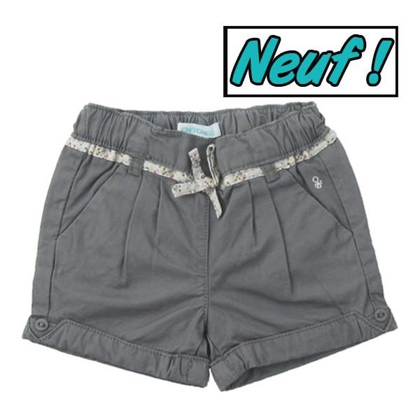 Short neuf - OBAÏBI - 3 mois (59)