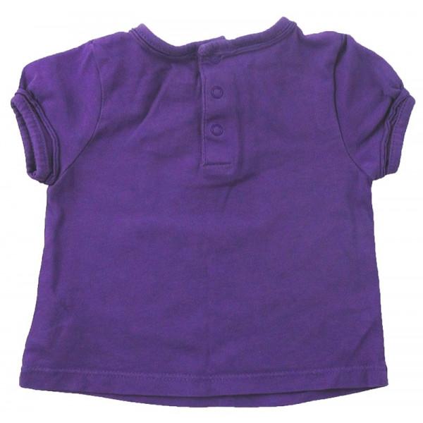 T-Shirt - OBAÏBI - 3 mois (60)