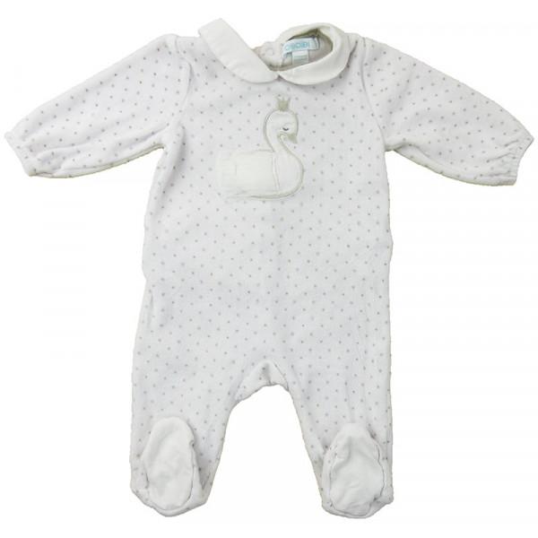 Pyjama - OBAÏBI - 1-3 mois (59)