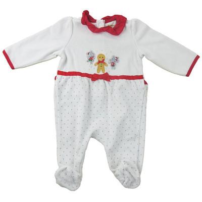 "Pyjama ""Noël"" - SERGENT MAJOR - 6 mois (68)"