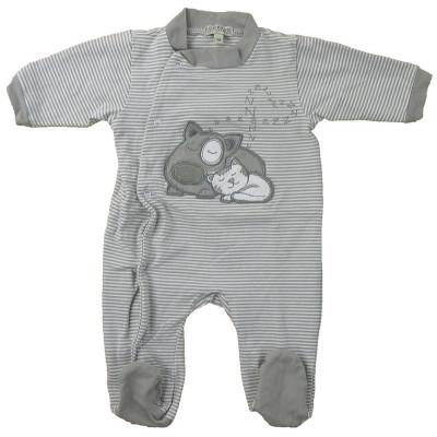 Pyjama - PUDDING - 3 mois