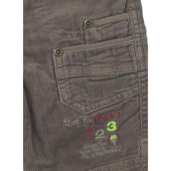 Pantalon doublé - CADET ROUSSELLE - 6 mois