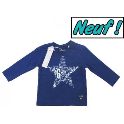 T-Shirt neuf - IKKS - 6 mois (67)