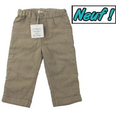 Pantalon neuf - DPAM - 9-12 mois (74)