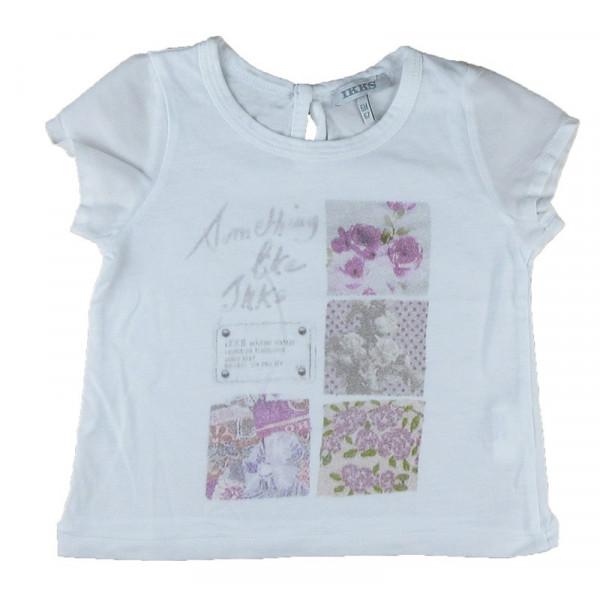 T-Shirt - IKKS - 6 mois