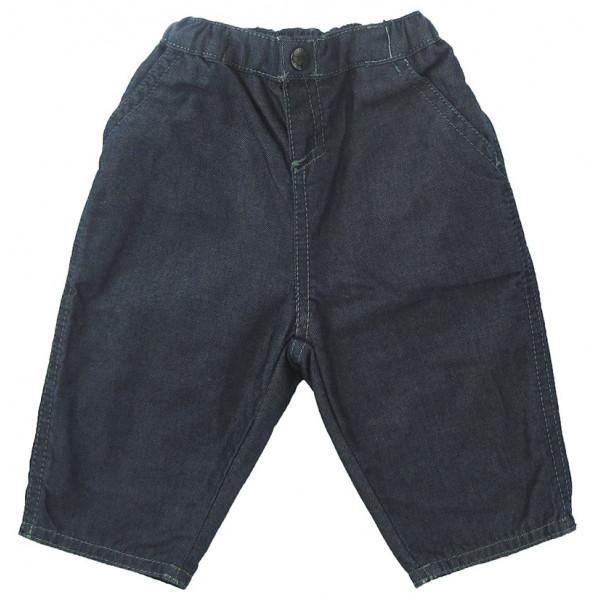 Jeans - PETIT BATEAU - 1-3 mois (60)