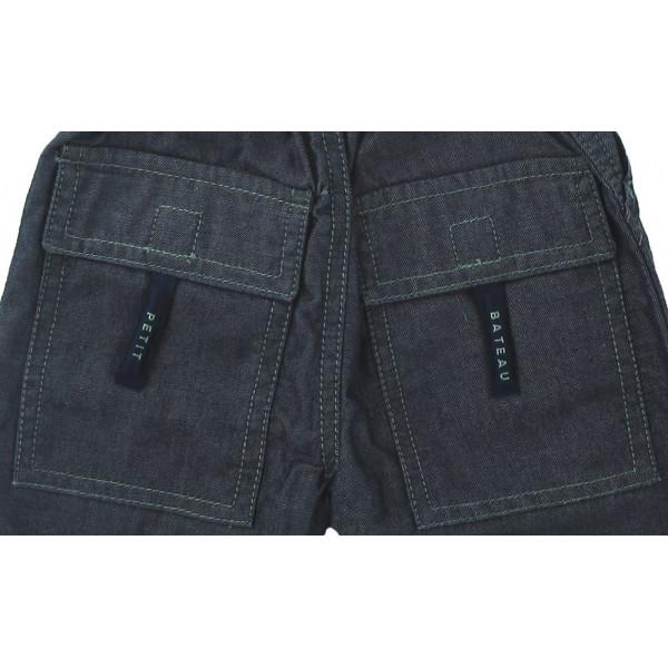 Gevoerde jeans - PETIT BATEAU - 3 maanden (60)