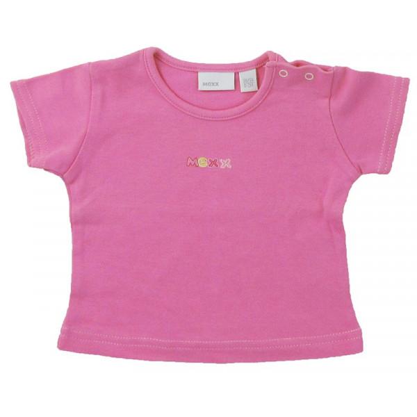 T-Shirt - MEXX - 0-2 mois (50-56)