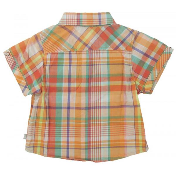 Overhemd - OBAÏBI - 3 maanden (60)