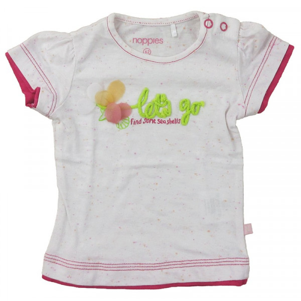 T-Shirt - NOPPIES - 3 mois (62)